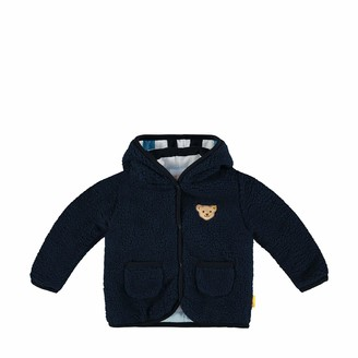 Steiff Baby Boys' Fleecejacke Jacket