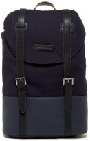 Tommy Hilfiger Daniel Flap Canvas Backpack