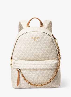 Michael Kors Slater Medium Logo Backpack