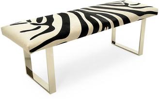Le-Coterie Bebe Zebra Bench