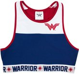 Bioworld DC Comics Wonder Woman Warrior Crop Tank Top Shirt | L