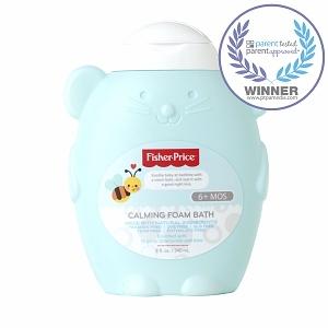 Fisher-Price Calming Foam Bath