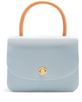 Mansur Gavriel Metropolitan grosgrain top-handle bag
