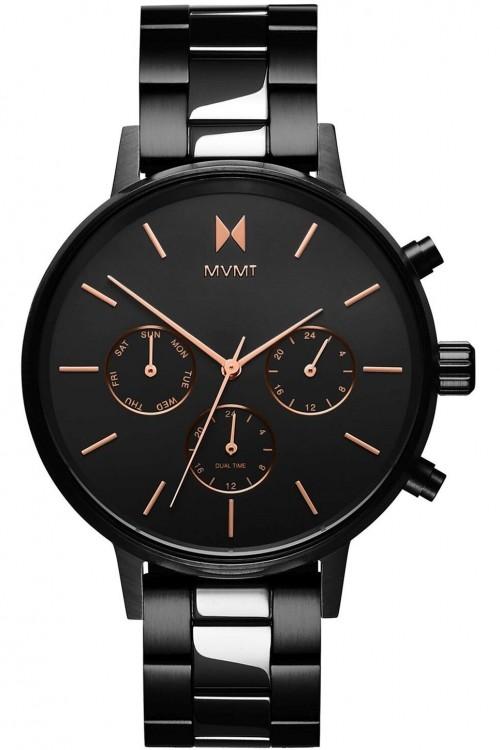 MVMT Nova Watch D-FC01-BL