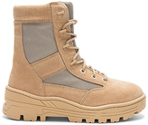 Yeezy Season 4 Combat Boot in Tan. - size 41 (also in 42)