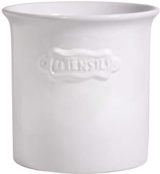 Home Essentials Round Utensil Crock