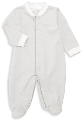 Royal Baby Baby's Striped Footie