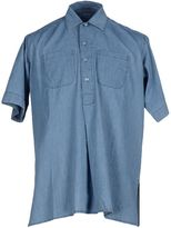 E. Tautz Denim shirts