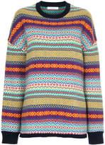 ASTRAET intarsia knit jumper