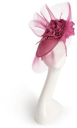 Peter Bettley Rose-Detail Disk Hat