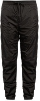 Alexander Wang Relaxed-fit Shell Track Pants