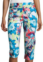 WORTHINGTON Worthington Sateen Cropped Pants