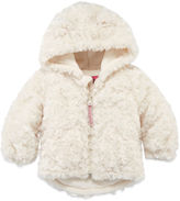 Weatherproof Girls Heavyweight Fleece Jacket