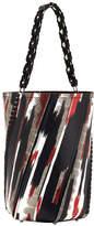 Proenza Schouler Hex Large Whipstitch Brushstroke Bucket Bag