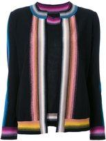 Missoni striped two piece set - women - Wool - 40