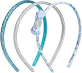 H&M 3-pack Hair Bands - Light blue/Frozen - Kids
