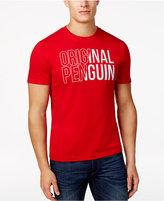 Original Penguin Men's Graphic-Print Logo T-Shirt