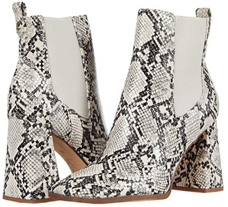 Sam Edelman Polly (White/Snake Print) Women's Shoes