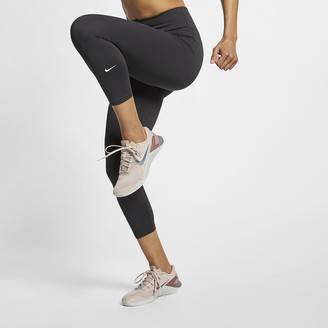 Nike Women's Cropped Tights (Plus Size One