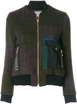 Kolor fitted flap pocket jacket