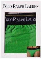 Polo Ralph Lauren Ralph Lauren Man Undergarment Green Brief-Slip Trunk Underwear - S, Green