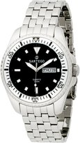 Sartego Men's SPQ51 Ocean Master Japanese Quartz Movement Watch