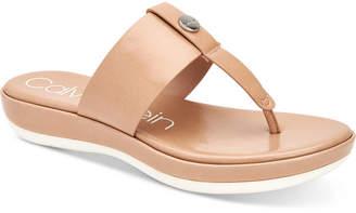 Calvin Klein Kimmy Sandals Women Shoes