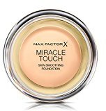 Max Factor Miracle Touch Liquid Illusion Foundation, No.40 Creamy Ivory
