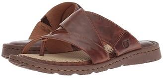 Børn Sorja II (Brown Full Grain Leather) Women's Sandals