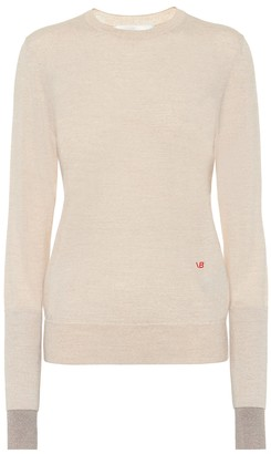 Victoria Beckham Wool crewneck sweater