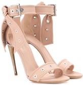 Alexander McQueen Studded leather sandals