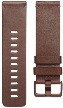 Fitbit Versa Cognac Horween Leather Accessory Band