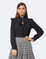Alannah Hill Check List Blouse