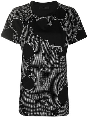 Diesel dot-print T-shirt