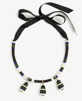 Ann Taylor Home Jewelry Seed Bead Statement Necklace Seed Bead Statement Necklace