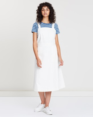 Polo Ralph Lauren Denim Apron Sleeveless Dress