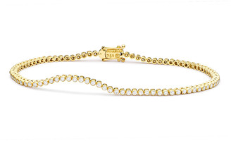 Paul Morelli Diamond Stitch Bracelet in 18K Yellow Gold