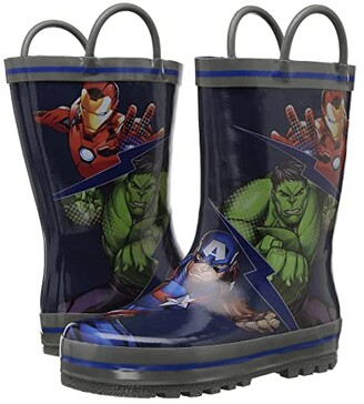 Favorite Characters Avengerstm Rain Boot (Toddler/Little Kid) (Multi) Kids Shoes