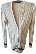 Ralph Lauren Ecru Silk Knitwear