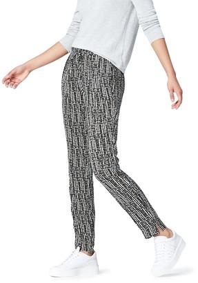Find. Women'sJoggers Mid Rise Striped