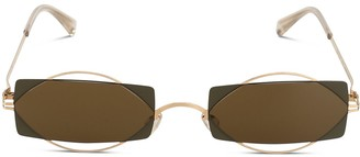 Mykita Charlotte Oval Shaped Sunglasses
