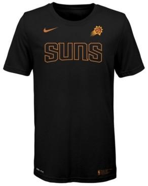 Nike Big Boys Phoenix Suns Facility T-Shirt