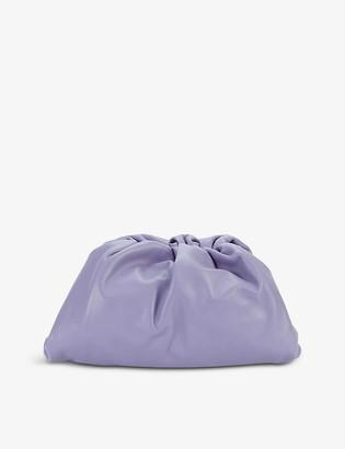 Bottega Veneta The Pouch medium leather clutch