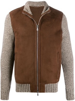 Eleventy two tone jacket