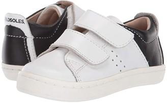 Old Soles Toko Shoe (Toddler/Little Kid) (Snow/Black) Boy's Shoes