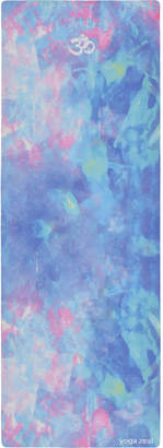 Yoga Zeal Blue Opal Printed Yoga Mat