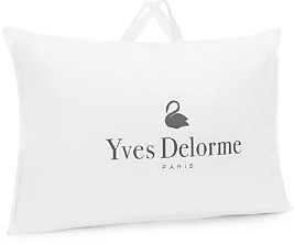 Yves Delorme Down & Feather Firm Pillow, Standard
