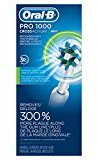 Oral-B Pro 1000 Electric Rechargeable Toothbrush, Colors May Vary - White or Blue