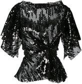 Talbot Runhof Marlec blouse