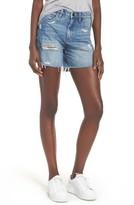 Blank NYC Women's Blanknyc Ms. Throwback Cutoff Denim Shorts